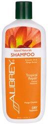 Aubrey Organics - Island Natural Shampoo, 11 fl oz liquid