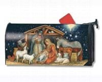 Holiday Mailwrap Style: Holy Night
