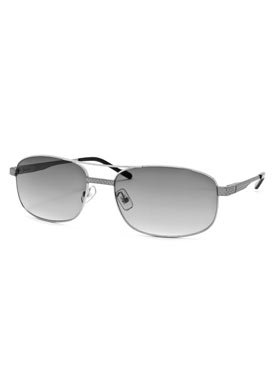 Fashion Sunglasses: Silver/Gray - Sunglasses Dunhill