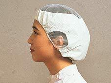 電石帽 SR-1(頭頂部) 長髪 (20枚×5袋入)  B07J199Z6P