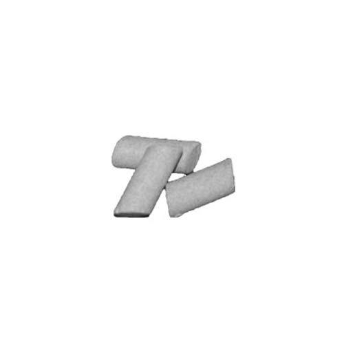 Spex Sampleprep 2183 Ceramic Grind Cylinder 3//8 x 7//8 Angle Cut 3//8 x 7//8 Angle Cut