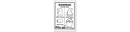 Leather Handbag Patterns (Tandy Leather Handbag Pattern Pack 6033-00)