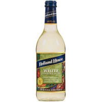 Holland House Cook Wine White, 16 oz