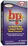 Enzymatic Therapy – Bp Manager, 90 tablets [Health and Beauty]