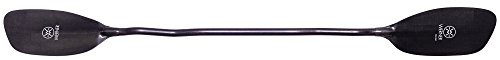 - Werner Sho-Gun Carbon Bent Shaft Whitewater Kayak Paddle-194cm