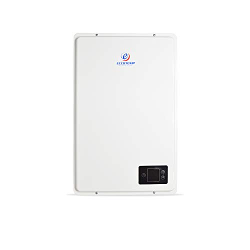 (Eccotemp 20HI Indoor 6.0 GPM Natural Gas Tankless Water Heater)