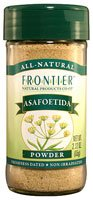 Frontier Natural Products Asafoetida Powder, 2.32-Ounce
