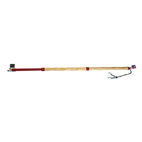 Folding Ice Fishing Heavy Duty Ice Chisel Grip Handle, Size N-IC-02