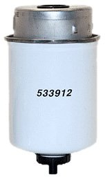 WIX Filters - 33912 Heavy Duty Key-Way Style Fuel Manage, Pack of 1
