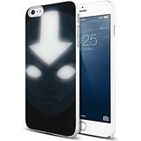 Avatar The Last Airbender State Glow for Iphone and Samsung Galaxy (iPhone 6/6s white) (Avatar Phone Case Galaxy S3)