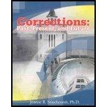 Corrections : Past, Present, and Future, Jeanne B. Stinchcomb, 1569912181