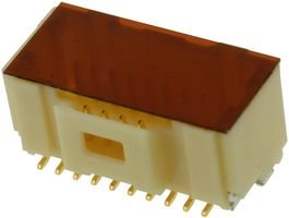 501190-4017-Wire-to-Board Connector, 1 mm, 40 Contacts, Header, Pico-Clasp 501190 Series, Surface Mount, 2 Rows (1 Piece)