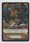 (World of Warcraft Worldbreaker Loot Card Landro's Lil' XT 1/3)
