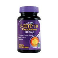 5 Htp 100Mg Time Release Natrol
