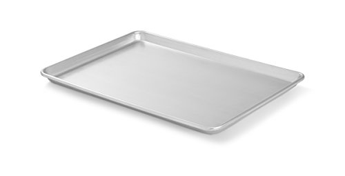 Artisan Professional Classic Aluminum Baking Sheet Pan with Lip, 21 x 15-inch 2/3 Sheet