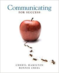 Book Communicating for Success 1st (first) edition