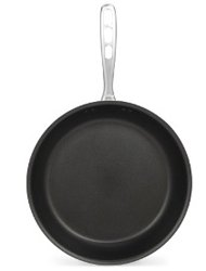 Aluminum Fry Pan with SteelCoat x3 Non-Stick Interior with TriVent Handle