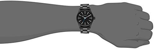 Nixon Men's A450712 Sentry 38 SS Analog Display Japanese Quartz Black Watch