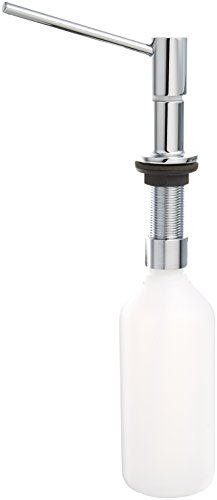 Blanco 911-374 Alta Soap/Lotion Dispenser, Chrome ()