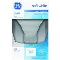GNL20331 - GE Incandescent Indoor Floodlight Bulb with Reflector, 65 Watts, 120 Volt