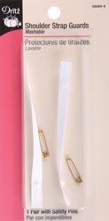 (Dritz Bulk Buy Shoulder Strap Guards White 1 Pair 56689 (3 Pack))