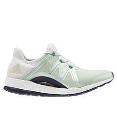 adidas Pureboost Xpose, Chaussures de Course Femme, Vert (Verde Verlin/Acevap/Balcri), 38 EU