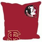 College Covers FSUDPPR Florida State 16 x 16 Decorative Pillow Set