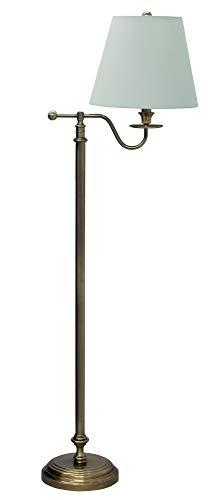House of Troy B502-WB Bennington Floor Lamp, 58