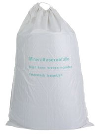 Kmf Sacke Entsorgung Glaswolle Faserstaub Mineralfaserabfalle