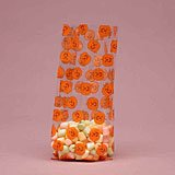 Jack O Lantern Pumpkins Cello Bags, Pack of 25 Great for Halloween for $<!--$6.43-->