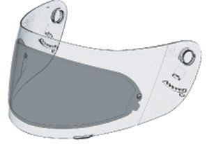 d35df3e7 Image Unavailable. Image not available for. Color: Shoei Pinlock Anti-fog  Insert ...