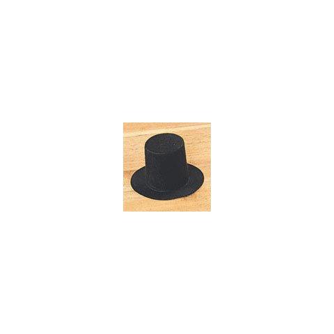 Black (Black Stove Pipe Hat)