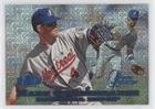 Mark Grudzielanek #29/100 (Baseball Card) 1998 Flair Showcase - Row 0 - Legacy Collection - Flair Showcase 1998