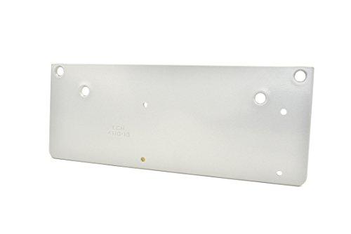 LCN 411018DKB 4110-18 695 Dark Bronze Drop Plate by Lcn