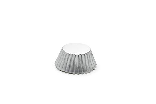 Fox Run Silver Foil Mini Baking Cups, 48 Cups