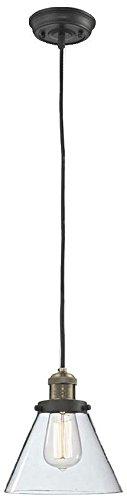 One Light Mini Pendant - Innovations Lighting 201C-BBB-G42