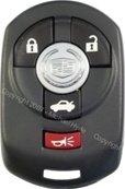 (STS '05-'07 Cadillac Prox Remote - No Memory Position (Factory Original - NEW) )