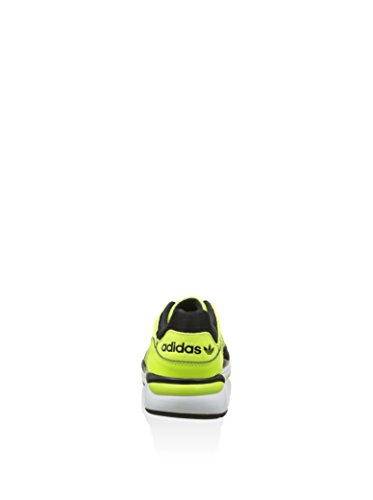 Adidas TORSION ALLEGRA X Scarpe Sneakers Moda Nero Giallo
