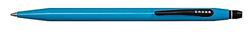 Cross Click Gel Ink Pen, Bright Blue (AT0625-14)