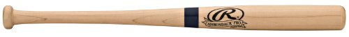 Rawlings Wood Baseball Bat (Rawlings  Natural Mini Bat (17-Inch/17-Ounce))