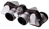 Nikon 6×15 Special Anniversary Edition Silver Weather Resistant Porro Prism Binocular with 8.0 deg. Angle of View