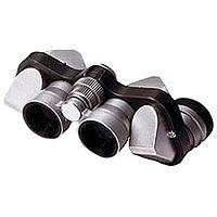 Nikon 6x15 Special Anniversary Edition Silver Weather Resistant Porro Prism Binocular with 8.0 deg. Angle of View by Nikon