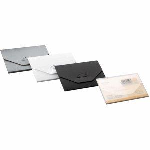 Jalema 10 X Visitenkartentasche Avanti Pp Amazon De Elektronik