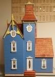 Melody Jane Dollhouse The Hamlin Victorian Dolls House with Garage Flat Pack Laser Cut Kit