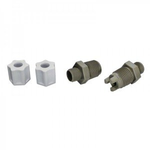 Hayward CLX220EA Check Valve and Inlet Fitting Adapter Assembly for CL200/CL220-2PK