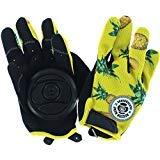 Sector 9 Rush Slide Gloves XL-Black/Yellow