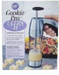 Aluminum Cookie Press (Wilton Cookie Press Aluminum Boxed)