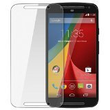 CEDO® Toughened Tempered Glass Screen Protector for Moto G3 3rd Generation and Moto G Turbo
