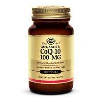 CoQ-10 100mg 90 SG 3-Pack by Solgar