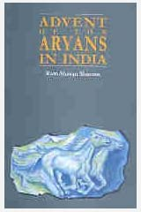 Advent of the Aryans in India Paperback